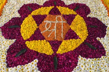 Yantra Mal-Meditationen reinigen den subtilen Körper, beruhigen den Geist und nähren die Seele.